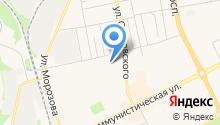 Pullman hostel на карте