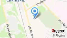 Автодок на карте