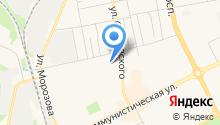 COMPONENT на карте