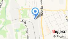 Атрия на карте
