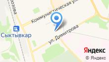 АвтоПро на карте