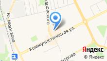 Аптека плюс на карте