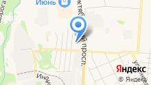Альфа-Торг на карте