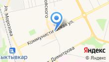 PROMODAY на карте