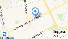 Национальный платёжный сервис на карте