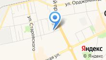 Auto Express на карте