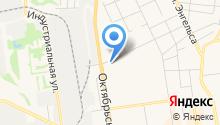 Сыктывкарский ЛВЗ на карте