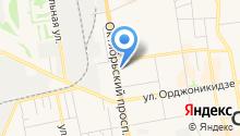 АЛЬБИТ на карте