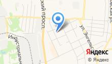 Акойл-Коми на карте