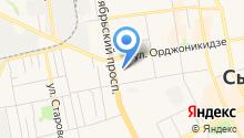 Аква-хобби+ на карте