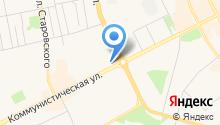 Кировский мясокомбинат на карте