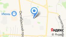 АКБ Северный Народный Банк на карте
