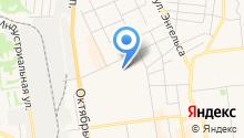 Адвокатский кабинет Красильниковой Л.К. на карте