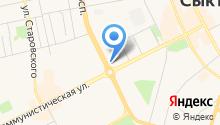 Адвокатский кабинет Гудцовой А.В. на карте