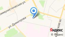 Автоюрком на карте