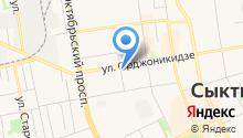 А-Клиник на карте