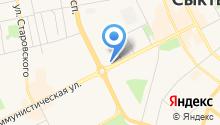 АрхГражданКредит на карте