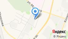 Бабичев В.Н. на карте
