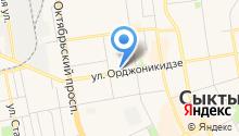 Банкомат, АКБ Северный Народный Банк на карте