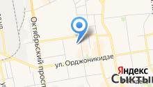 CreditUnion на карте