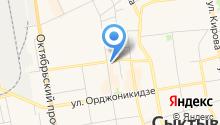 Автоправо на карте