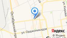 Ателье по пошиву и ремонту одежды на ул. Красных Партизан на карте