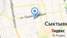 Арбитражный управляющий Елькин В.М. на карте