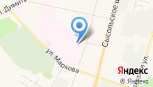 Банкомат, БАНК СГБ на карте