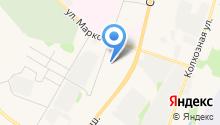 Специализированная пожарно-спасательная часть на карте