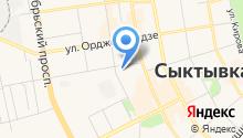 АЛЬБЕРО на карте