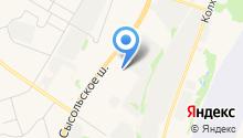 AutoBear на карте