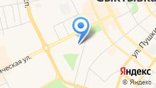 Адвокатский кабинет Калачева М.В. на карте