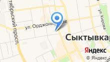 Геологический музей им. А.А. Чернова на карте