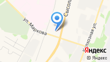 Авточас на карте