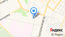 Автовелл на карте