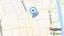 Артас-Коми на карте