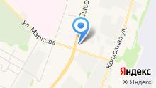 автозапчасти *деталька* на карте