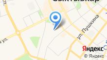 Комплексная ДЮСШ №1 на карте