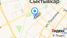 Антидолг на карте