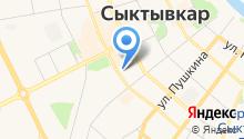 Автоюрист 2.0 на карте