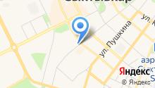 Ай Пи-Финанс на карте