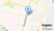 Альфаторг на карте