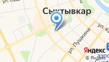 Адвокатский кабинет Зашихина В.Л. на карте