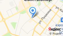 АртИнфо на карте