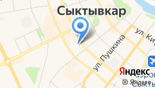 Телефон доверия по противодействию коррупции на карте