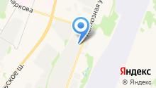 Аврора ОПБ на карте