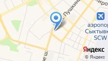 ClearSoul на карте