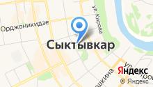 Колледж искусств Республики Коми на карте