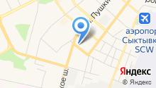 Атлант-сервис на карте