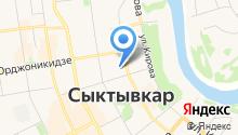 Акцепт на карте